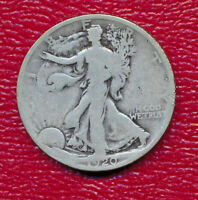 1920 WALKING LIBERTY HALF DOLLAR LY CIRCULATED COIN SHIPS FREE