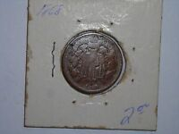 1868 TWO CENT PIECE SEMI-KEY DATE 2 CENT  FILLER 1868-P LOT 1