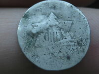 1851-1853 THREE 3 CENT SILVER-  TYPE COIN
