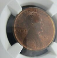 1914 LINCOLN WHEAT CENT NGC GRADED MINT STATE 64 RB, 2631211-013