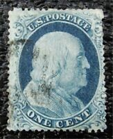 NYSTAMPS US STAMP  19 USED $9000