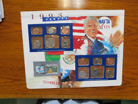 NICELY PACKAGED 1993 UNITED STATES MINT SET