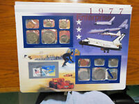 NICELY PACKAGED 1977 UNITED STATES MINT SET