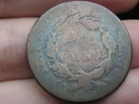 1819 MATRON HEAD LARGE CENT PENNY, SMALL DATE