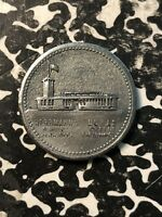 1915 MUHLING 2 HELLER GERMANY NOTGELD TOKEN LOTN386 P.O.W. CAMP ISSUE