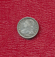 1833 CAPPED BUST SILVER DIME   CIRCULATED DIME SHIPS FREE