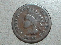 1885 INDIAN HEAD CENT  642