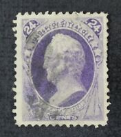 CKSTAMPS: US STAMPS COLLECTION SCOTT153 24C USED CV$230