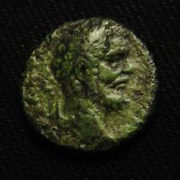 AS EMPEROR SEPTIMIUS SEVERUS RV VICT AVG 21 2MM 8.24 GRAMS ROME AD 194