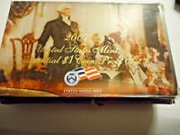 2007 US MINT PRESIDENTIAL DOLLAR  SET W/ BOX AND COA 3