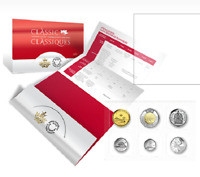 2017 CLASSIC CANADIAN 6 COIN UNCIRCULATED NUMBERED SET