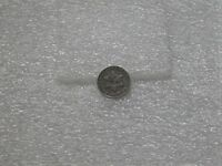 1853 F VF III THREE 3 CENT CENTS 3C SILVER COIN EARLY US TYP