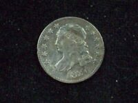 1827 CAPPED BUST DIME SUPER GRADE