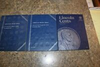 LINCOLN HEAD CENT COLLECTION 3 VINTAGE BOOK  WITH 86 COINS PENNIES