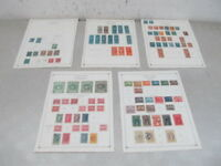 NYSTAMPS M OLD US BOB REVENUE & DOCUMENTARY WINES STAMP COLLECTION