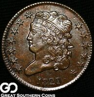 1829 HALF CENT, CLASSIC HEAD,   THIS , BU EARLY COPPER