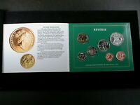1985 AUSTALIA 7 PC MINT SET IN ORIGINAL HOLDER
