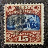 NYSTAMPS US STAMP  119 USED $250