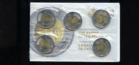 CANADA 2016 75TH ANNIVERSARY BATTLE OF ATLANTIC TOONIE TWO D