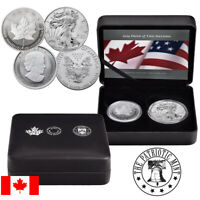 2019 RCM PRIDE OF TWO NATIONS 2 COIN SET LIMITED EDITION  CANADA RELEASE