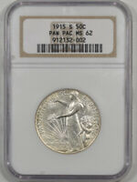 1915-S PAN-PAC COMMEMORATIVE HALF DOLLAR NGC MINT STATE 62