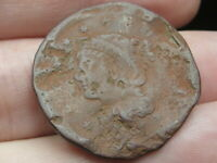 1851 BRAIDED HAIR LARGE CENT PENNY- UNDERGROUND FIND?