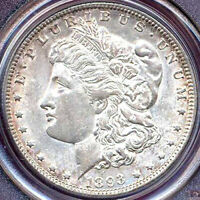 1893-O $1 - MORGAN DOLLAR