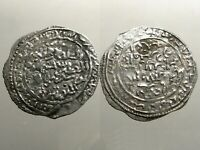 SILVER DIRHEM___RASULIDS OF YEMEN___13TH   15TH CENTURY__LEA