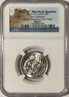 2019 W NGC MS67 FIRST RELEASES FIRST W  LOWELL QUARTER GREAT