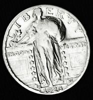 1926-S STANDING LIBERTY QUARTER.        HIGH GRADE  INV.A