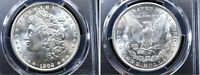 1902 $1 MINT STATE 65 PCGS-WHITE-MORGAN DOLLAR---