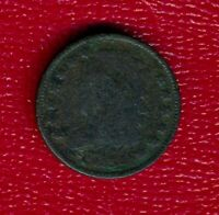 1835 CLASSIC HEAD COPPER HALF CENT LY CIRCULATED SHIPS FREE