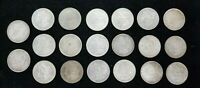 20 DIFFERENT MORGAN SILVER DOLLARS GOOD MIXTURE 16 DIFFERENT DATE 1879-1900 I517