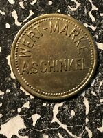 UNDATED BERLIN GERMANY TOKEN LOTN303 A. SCHINKEL