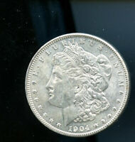 1904 O USA MORGAN DOLLAR UNC CO382
