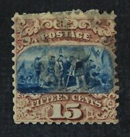 CKSTAMPS: US STAMPS COLLECTION SCOTT118 15C PICTORIAL USED R