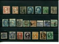 UNITED STATES CLASSIC STAMPS 3896