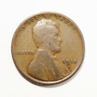 1914 D  LINCOLN WHEAT CENT 1