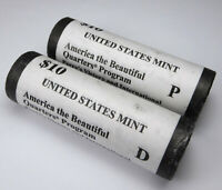 2013 P D AMERICA THE BEAUTIFUL QUARTERS   BANK WRAPPED ROLLS