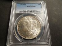 1888 O SILVER MORGAN DOLLAR PCGS MINT STATE 64 VAM 9 DDR ARROWS TOP 100 ROTATED REV.
