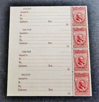 NYSTAMPS US STAMP  R685A MINT H $1400