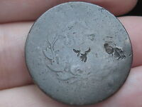 1796-1807 DRAPED BUST LARGE CENT PENNY- WITH STEMS, HEAVILY WORN, LOWBALL