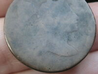 1795 LIBERTY CAP LARGE CENT PENNY- S-77?