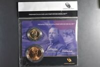 2012 GROVER AND FRANCES CLEVELAND FIRST SPOUSE PRESIDENTIAL COIN & MEDAL SET 1ST