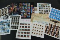 CKSTAMPS : LOVELY MINT NH US SHEETS STAMPS COLLECTION   FACE