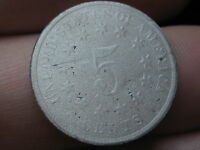 1872 SHIELD NICKEL 5 CENT PIECE- OLD TYPE COIN