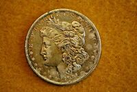 1891-O MORGAN SILVER DOLLAR CHOICE EXTRA FINE