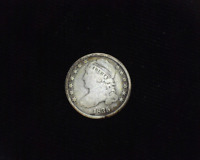 HS&C: 1835 CAPPED BUST DIME VG - US COIN