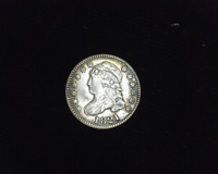 HS&C: 1821 LD CAPPED BUST DIME F - US COIN