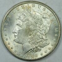1902 MORGAN SILVER DOLLAR MINT STATE UNCIRCULATED